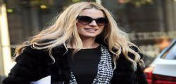 Michelle Hunziker incinta? Pancino sospetto a Milano