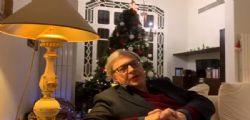 Sfrutta l'immagine del figlio piccolo sui social! Vittorio Sgarbi contro Di Battista