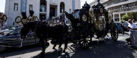Un prete disse no ai funerali di Vittorio Casamonica