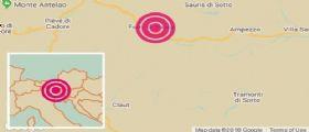 Udine/ forte scossa di terremoto alle 9:16 di oggi domenica 25 febbraio : Avvertito anche a Belluno e altre province