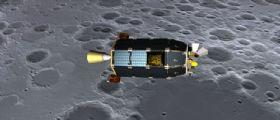 NASA LADEE:  inizia a raccogliere dati sulla Luna
