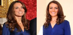 Heidi Agan : la sosia di Kate Middleton guadagna 1000 sterline all