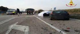 Incidente Battaglia Terme : Muore una mamma 34enne, ferita la sua bambina