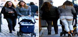 Il sexy Jeans Strappato di Belen Rodriguez