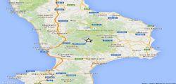 Terremoto Calabria Magnitudo ML 3.3 oggi 22 marzo 2018 Parenti (CS)