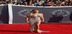 Jennifer Lopez agli MTV Video Music Awards