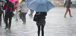 Meteo Pasqua e Pasquetta : Maltempo per le prossime feste con pioggia e neve