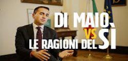 Referendum 4 Dicembre : Sette ragioni del Sì smontate da Luigi Di Maio