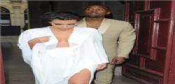 Kim Kardashian e Kanye West sono marito e moglie
