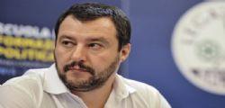 Matteo Salvini : Alla Camera voteremo candidato presidente del M5s