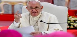 Papa Francesco : troppe disuguaglianze sociali