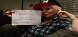 Jenna Jameson a 4chan posta una ricompensa hot!