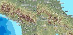 Terremoto Emilia : Due scosse 3.4 e 3.3