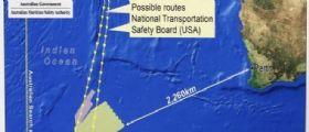 Il Boeing 777 scomparso : L