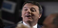 Matteo Renzi : grande piano verde, no più tasse