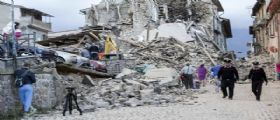 Amatrice :Sayed, il corpo dell