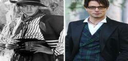 Gabriel Garko senza veli in Rodolfo Valentino : Mediaset Taglia!