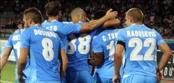 Napoli Arsenal Streaming Diretta Emirates Cup e Online Gratis