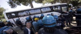 Scontri contro i migrantia Roma : Arrestati esponenti di Casapound