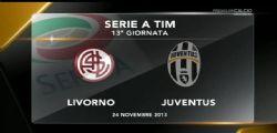Livorno-Juventus 0-2 : Gli highlights della partita di Serie A