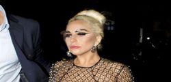 Lady Gaga senza veli Royal Halbert Hall di Londra