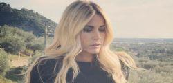 Elena Santarelli: Seguo terapia psicologica, sono crollata