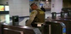La polizia di Los Angeles : Rischio attentati alla metropolitana