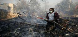 Incendio Portogallo : 62 morti tra le fiamme - almeno quattro bambini
