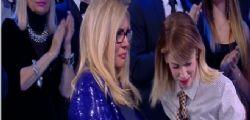 Fabrizio Frizzi : Mara Venier in lacrime all
