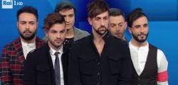 La Rua a Sanremo Giovani : Siamo carichi a bomba, daremo tutto sul palco
