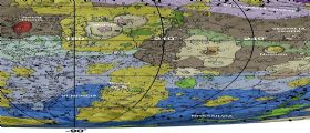 Asteroide Vesta: prima mappa geologica globale