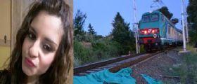 Elvira si suicida per amore sotto un treno : Non mi aspetto niente di bello.