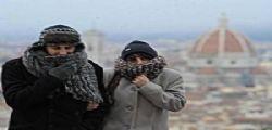 Arriva il freddo! Previsioni meteo 4 dicembre : netto calo delle temperature in tutta Italia