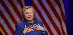 Hillary Clinton si prepara a sfidare Donald Trump?