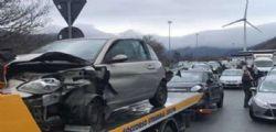 Tamponamento A26 Genova-Gravellona : 21 mezzi coinvolti - un morto