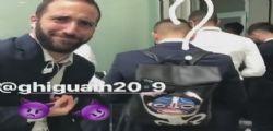 Paulo Dybala preso in giro da Higuain su Instagram