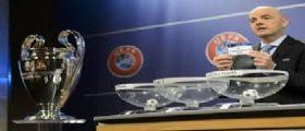 Sorteggi Champions League 2014-15 | Orario Diretta TV Italia 2, Sky ed Eurosport