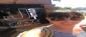 Dal contadino cerca moglie al mare della Sardegna: Barbara Bet a Porto Cervo