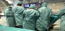 Tecnica mondiale innovativa per la prevenzione dell'ictus da fibrillazione all'OPA di Massa