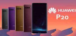 Huawei P20 : Il prezzo e la Data uscita Italia