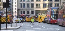 Londra: spari su London Bridge, un morto