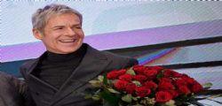 Claudio Baglioni : La fake news sulla donazione del cachet di Sanremo ai terremotati