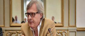 Vittorio Sgarbi si candida a Sindaco di Milano : Nell