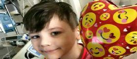 Inghilterra, Julian, 8 anni, malato terminale: I medici sospendono le cure e lui guarisce da solo.