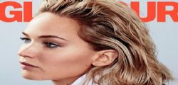 Jennifer Lawrence bomba sexy sul magazine Glamour