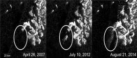 Nasa Cassini studia l