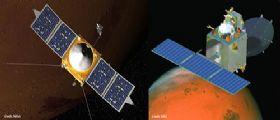 In rotta per Marte: MAVEN e Mars Orbiter Mission update
