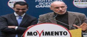 Roma, la moglie del candidato M5S, Gregorio De Falco va alla polizia : Ha aggredito me e la figlia