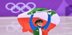 Olimpiadi 2018: Arianna Fontana medaglia d