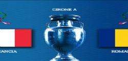UEFA Euro 2016 : Francia Romania Diretta Live streaming venerdì 10 giugno - Rai 1